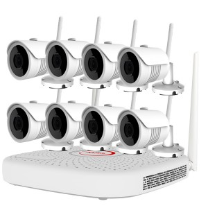 8 Canais - Kit CCTV...