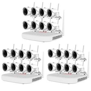 24 Canais - Kit CCTV...