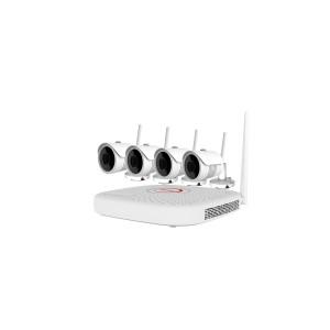 4 Canais - Kit CCTV...