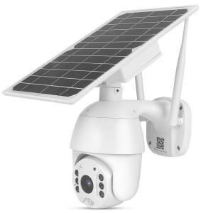 PACK 3 Câmaras Solar 4G + 3...